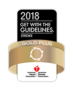 Get With The Guidelines Stroke Achievement Award Logo