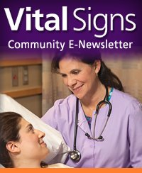 Vital Signs Community E-Newsletter