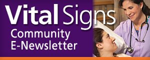 VitalSigns Community E-Newsletter