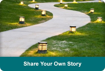 share your own story