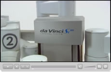 da Vinci SI surgical system video